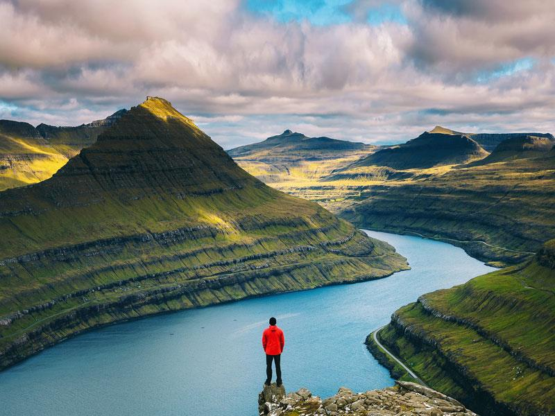 Travel to Faroe Islands